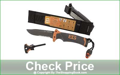 Gerber Bear Grylls Ultimate Knife Serrated Edge
