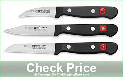 Wusthof Gourmet 3-Piece Paring Knife Set