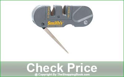 Smith's Abrasives hunting knife sharpener