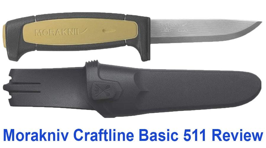 Morakniv Craftline Basic 511 Review