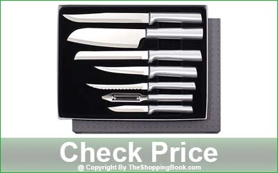 Rada Cutlery Knife 7 Stainless Steel Kitchen Knives Set