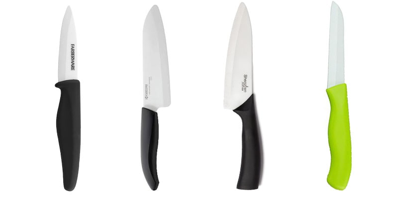 Top 4 Best Ceramic Paring Knives Review