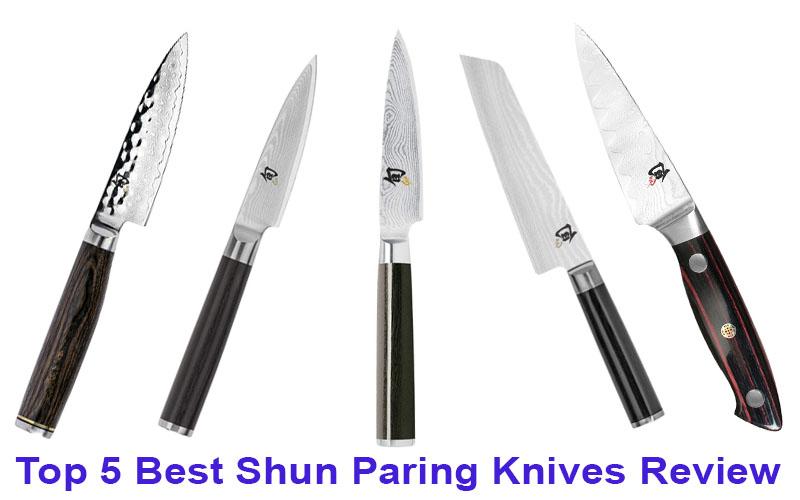 Top 5 Best Shun Paring Knife Reviews