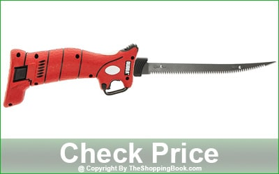 Bubba Lithium-Ion Cordless Fillet Knife for Catfish