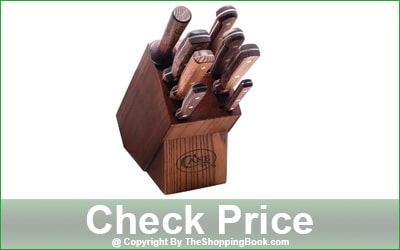 Case 9-Piece Household Perfect Butcher Knife Set
