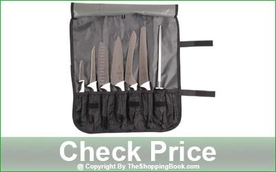 Mercer 8-Piece Culinary Millennia Knife Roll Set